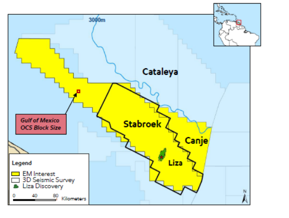 Guyana S Big Oil Discovery How Exxonmobil Hess And