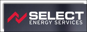 Well Completion Firm Select Energy Services Sets Terms For