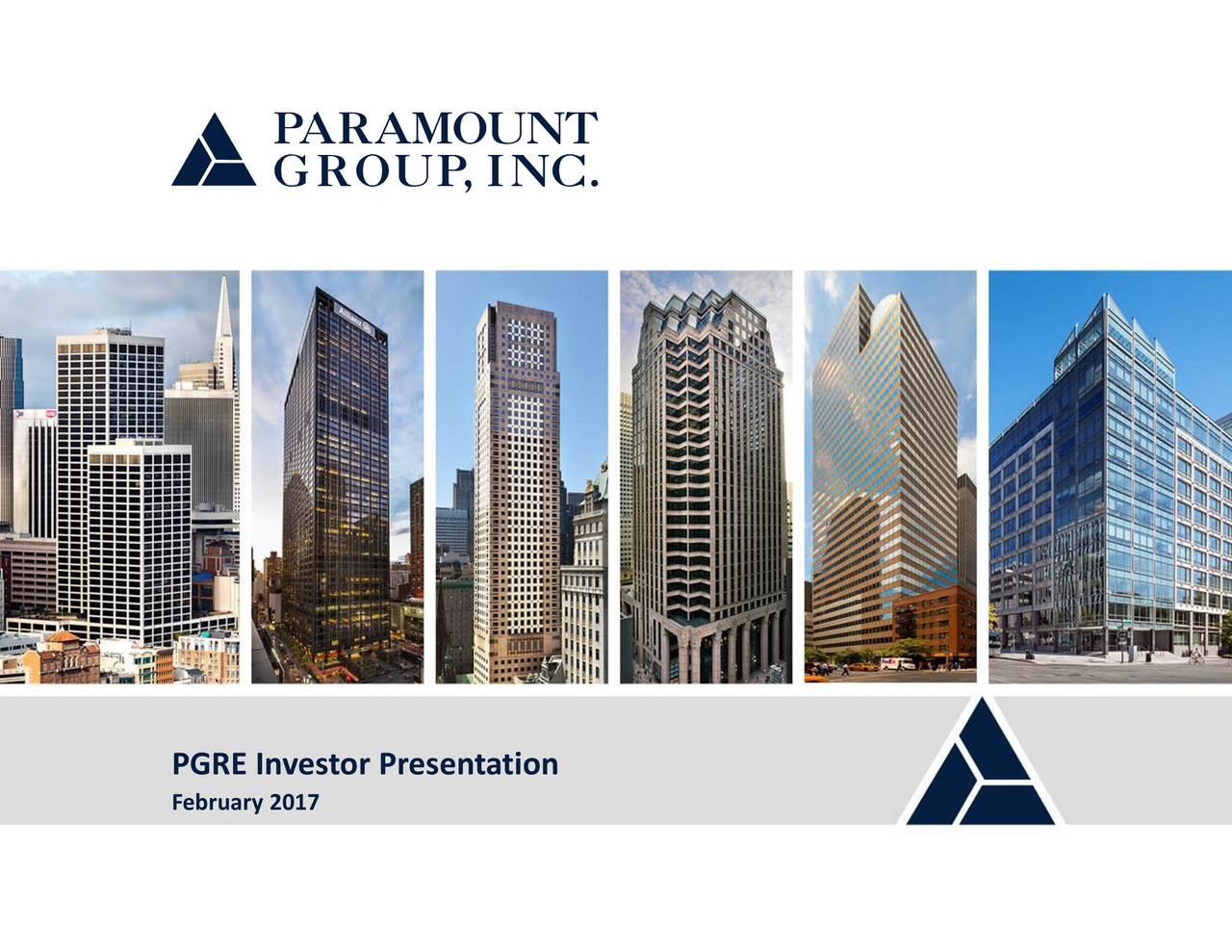 Paramount Property Management Group